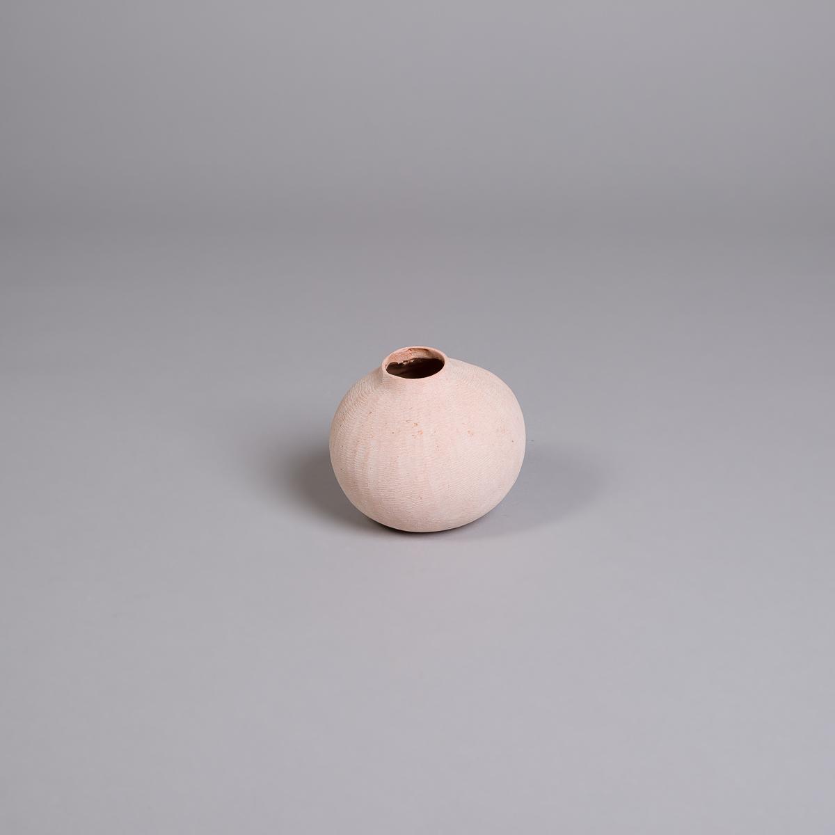 Poppy vase i sandstein - 14 cm-0