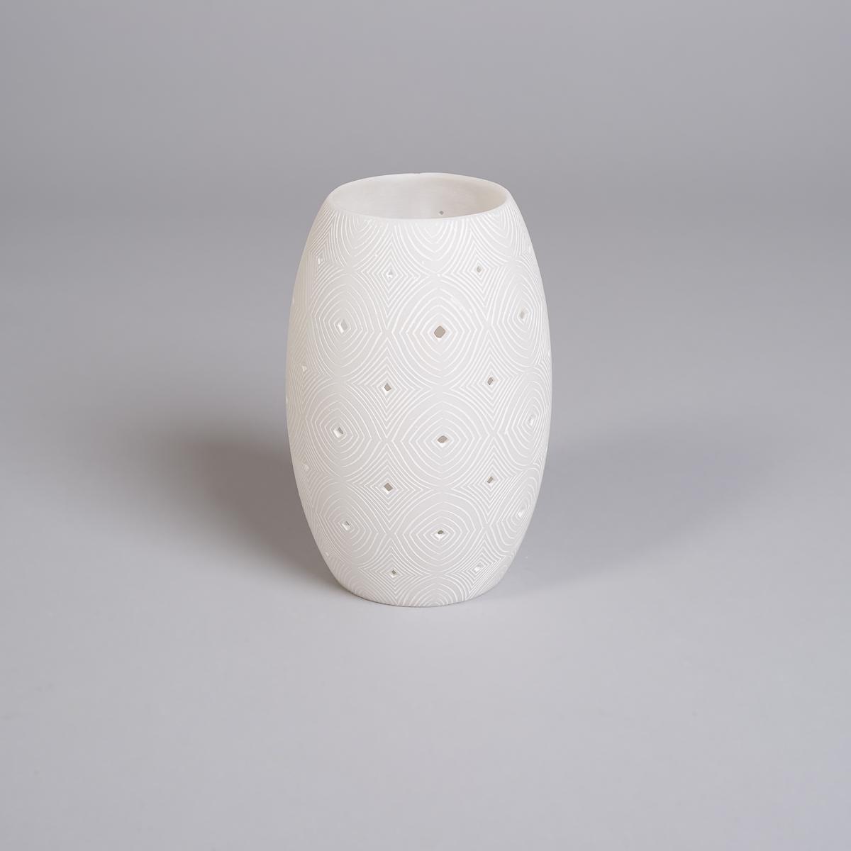 Live Stearinlysholder i Sandstein -24 cm-0