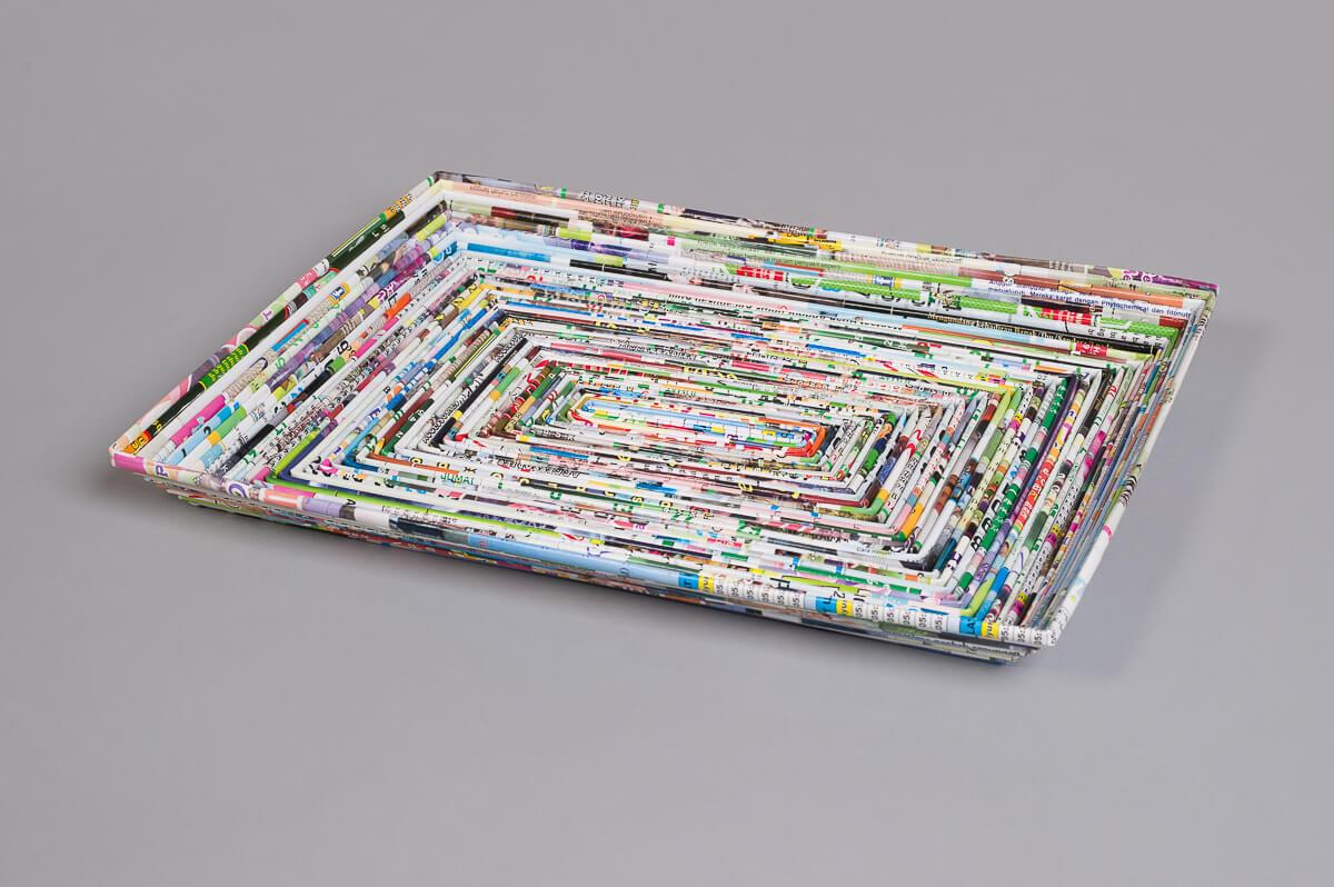 Fat av papir - rektangulert-0