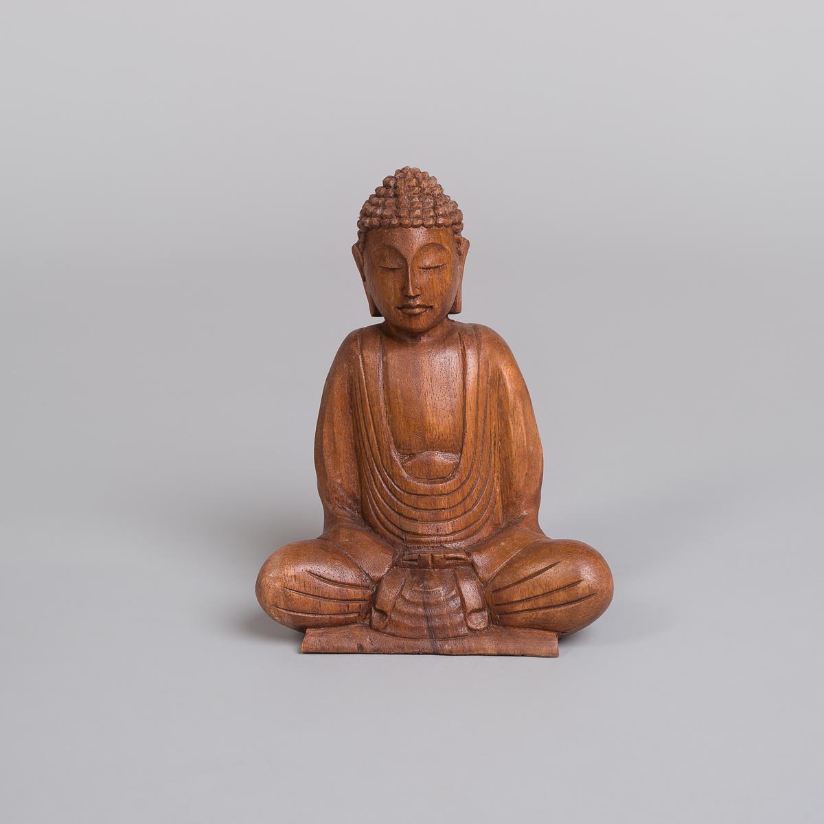 Sittende Buddha-0