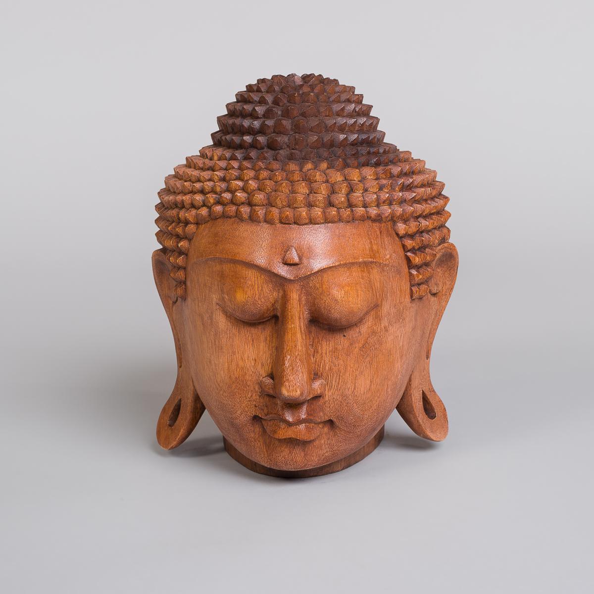Stort Buddha hode -0