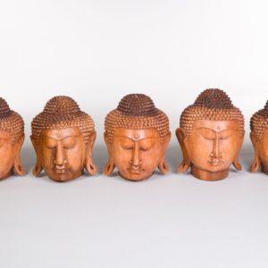 Stort Buddha hode -282
