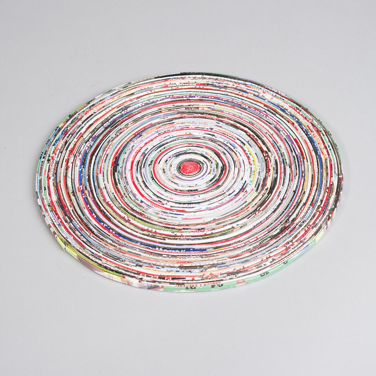 Rundt Brett av papir - D 35-598