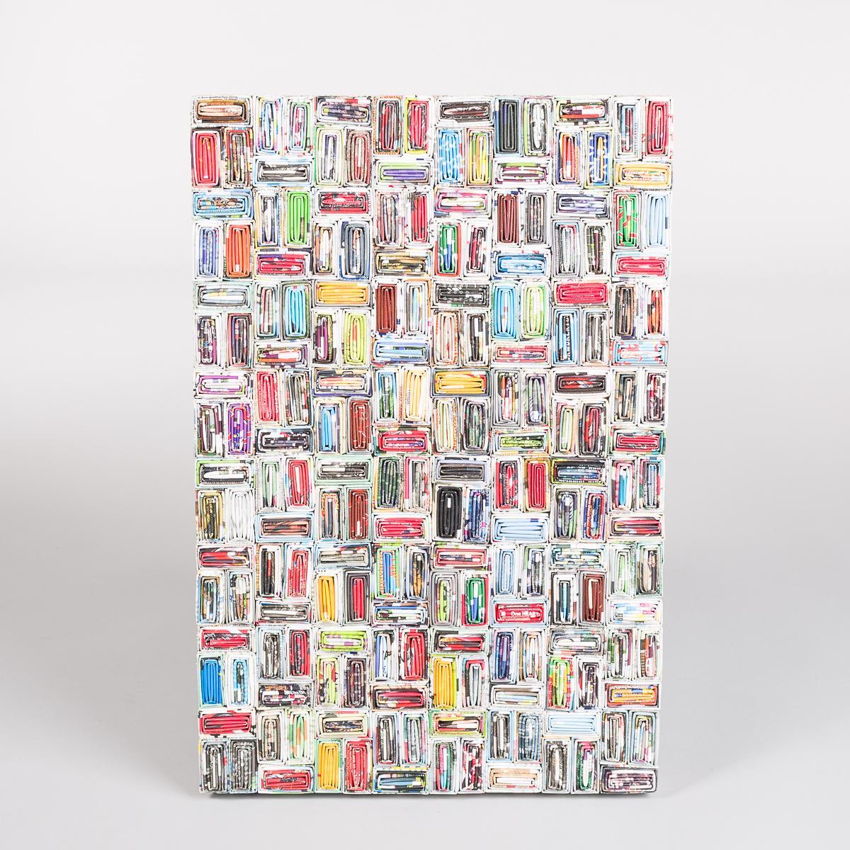 Bilde laget av papir -0