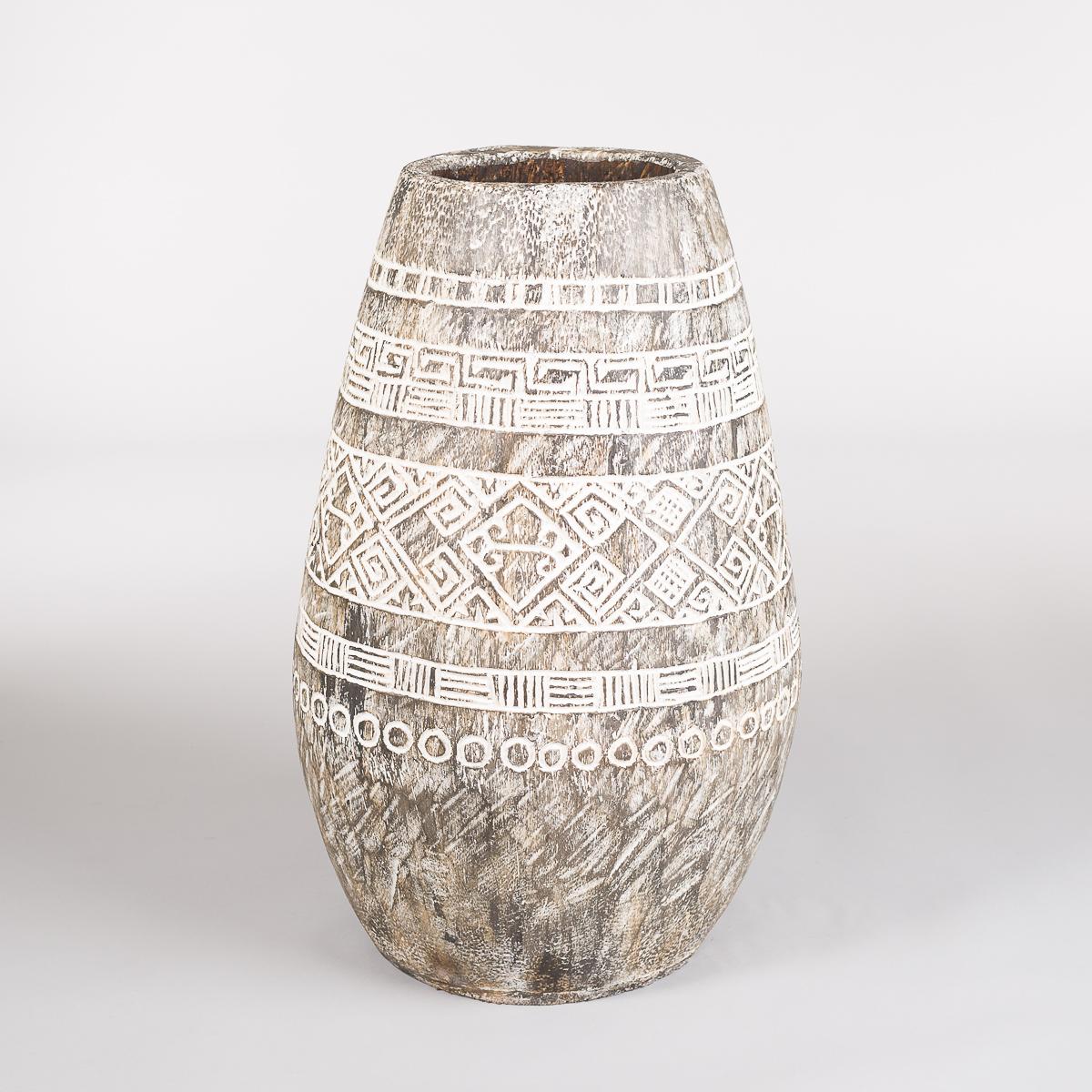 Palme potte, høyde 70 cm-0