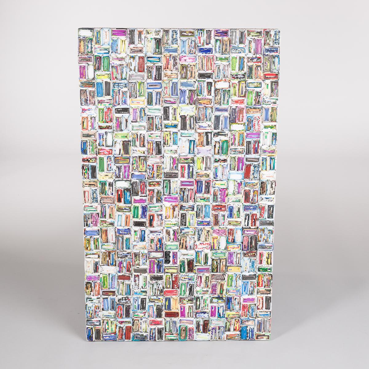 Bilde laget av papir-0