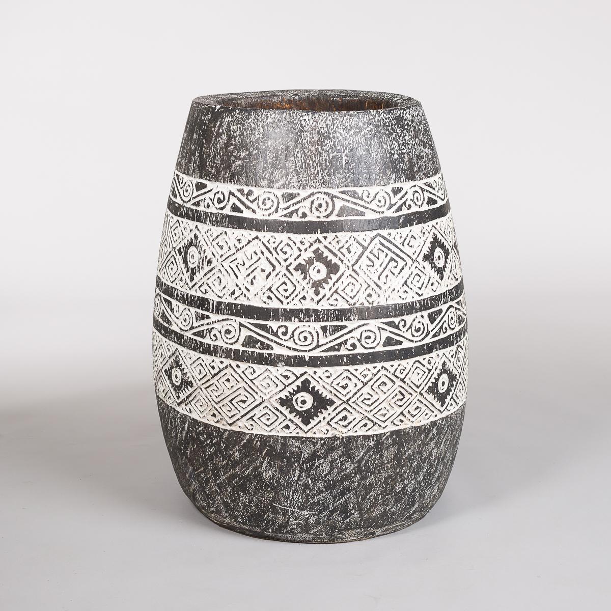 Palme potte, høyde 75 cm-0